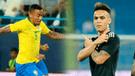 Brasil vs Argentina EN VIVO: tremendo 'Superclásico de las Américas' en fecha FIFA