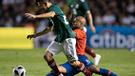 Chile derrotó 1-0 a México en amistoso internacional [RESUMEN]