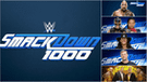 WWE SmackDown EN VIVO: la marca azul celebra 1000 episodios con grandes regresos