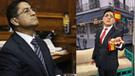 Carlos Álvarez parodia a César Hinostroza y desata todo tipo de reacciones en redes