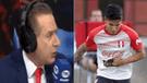 El dardo de Eddie Fleischman a Raúl Ruidíaz tras el Perú vs Estados Unidos