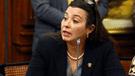Karla Schaefer arremete contra periodista tras ser consultada por fuga de Hinostroza