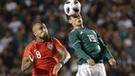 México vs Chile: el polémico gesto de Arturo Vidal que enfureció a mexicanos