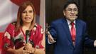 Milagros Leiva explota tras fuga de César Hinostroza y revela a los culpables