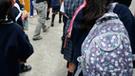Brutal golpiza entre adolescente a salida del colegio deja sin vida a una