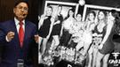La verdad detrás de la foto de 'César Hinostroza' con rubias en discoteca