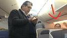 Vía Facebook: ¿es verdad que César Hinostroza y Alan García viajaron en el mismo avión a España? [FOTOS]
