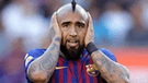Jalón de orejas al 'Rey': DT de Barcelona criticó a Arturo Vidal [VIDEO]