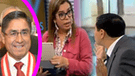 Milagros Leiva no se mide y explota contra abogado de César Hinostroza en vivo [VIDEO]