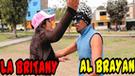 YouTube viral: revelan el inicio de la relación entre 'el Brayan' y 'la Britany' [VIDEO]