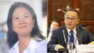 Jefe de la Sunat implicado en caso de lavado de activos de Keiko Fujimori