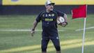 El preocupante estado de Diego Maradona para dirigir en Dorados de Sinaloa[VIDEO]