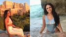Mayra Goñi luce su cuerpo en sexy bikini y es víctima de cuestionable ataque [VIDEO]