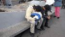 Bebé de dos meses murió en la calle y en los brazos de sus padres indigentes