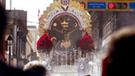Fieles acompañan al Señor de los Milagros en su tercer recorrido [EN VIVO]