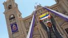 Ciudadano venezolano reparó reloj de la catedral de Tacna [VIDEO]