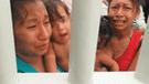 Caravana de migrantes: mujeres con bebés en brazos imploran que las dejen ingresar a México [VIDEO]