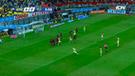 América vs Tijuana: Emanuel Aguilera puso el 1-0 con gran cobro de tiro libre [VIDEO]