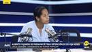 """Esta es la entrevista a Leyla Chihuán planificada en las conversaciones de """"La Botica"""" [VIDEO]"""