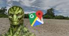 Google Maps: recorre playa y se topa con 'santuario reptiliano' que aterra al mundo [FOTOS]