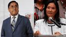 César Hinostroza sí se reunió con Keiko Fujimori, confirma nuevo testigo