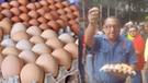 Se negó a recibir su salario en huevos y terminó preso [VIDEO]
