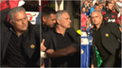 José Mourinho casi se agarra a los golpes por recibir un gol al último minuto