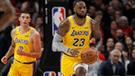 Angeles Lakers vs Houston Rockets EN VIVO: con LeBron James por la NBA
