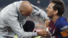 Lionel Messi: se conoció el tiempo que estará fuera de las canchas, ¿llegará para el Clásico? [FOTO]