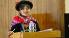 Puno: Blanca Quispe, la joven universitaria que sustentó su tesis en aymara [VIDEO]