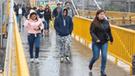 Senamhi prevé lluvias intensas acompañado de ráfagas de viento desde este domingo