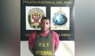 Interpol captura en Lima a asesino ecuatoriano que era buscado en 127 países