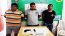 Chimbote: pistola de Policía iba ser utilizada en asesinato