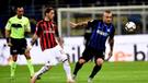 VER EN VIVO Inter vs Milan: 0-0 con Higuaín en el Derby della Madonnina por Serie A