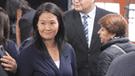 ¿Cuándo se reanudará la audiencia de prisión preventiva de Keiko Fujimori?