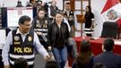 Exjuez César Hinostroza se reunió en marzo con Keiko Fujimori