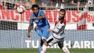 Rayo Vallecano con Luis Advíncula en campo cayó de local ante Getafe por 2-1 [RESUMEN y GOLES]