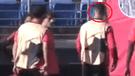 Sergio Ramos agredió a compañero del Real Madrid durante entremamiento [VIDEO]