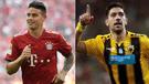 Bayern Múnich vs AEK Atenas EN VIVO: 0-0 con James Rodríguez por la Champions League