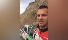 Nicolás Fuchs abandonó forzosamente los Caminos del Inca 2018