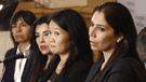 Keiko Fujimori confirma cambios en la bancada de Fuerza Popular