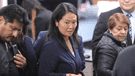 Keiko Fujimori: PJ reprogramó audiencia de prisión preventiva para este miércoles