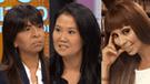 Ex vedette Maribel Velarde 'da cátedra' en derecho a abogada de Keiko Fujimori