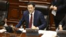 Reacciones en el Congreso tras licencia temporal de Daniel Salaverry