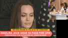 Angelina Jolie cautivó en Palacio pero es víctima de desafortunado comentario en Latina