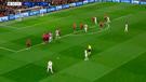 Juventus vs Manchester United: Ronaldo puso en aprietos a De Gea con peligroso disparo [VIDEO]