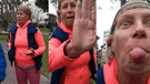 Discriminación en Miraflores: vecina insultó a escolares que visitaban parque público [VIDEO]