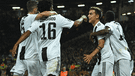 Juventus, con Ronaldo, venció 1-0 al Manchester United por Champions League [RESUMEN]