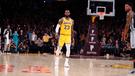 Lakers, con un gran LeBron James, no pudo contra los Spurs por la NBA [RESUMEN]