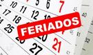 ¡Atención! Habrá feriado largo del 1 al 4 de noviembre